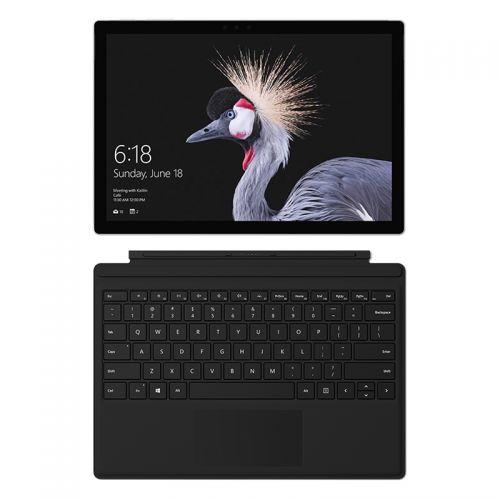 配黑色键盘盖:微软(Microsoft)Surface Go 10英寸平板电脑套装(英特尔4415Y 8G 128GB)亮铂金 MCZ-00031