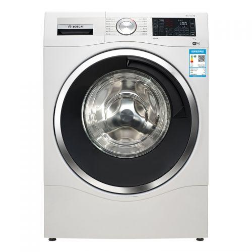 博世(BOSCH)10公斤 滚筒洗衣机 WAU28560HW(白色)