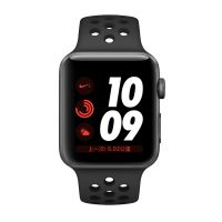Apple WatchS3 Nike+ 42mm GPS + 蜂窝版 MTH02CH/A(深空灰+煤黑配黑)