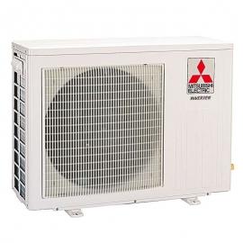 三菱电机 WGJ系列 2匹 变频冷暖 壁挂式空调 MSZ-WGJ18VA(银色)