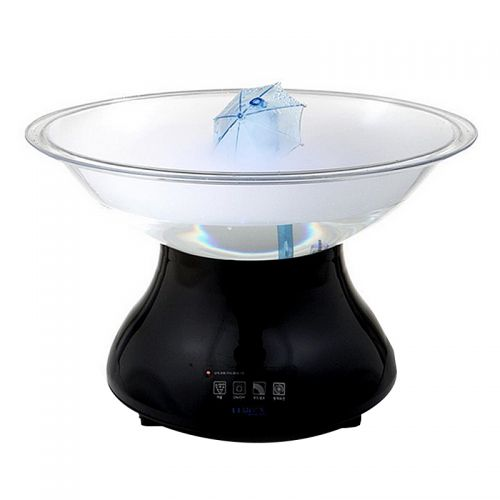 **【韩国进口】陆且世(LLUCEX)深邃黑远红外线超声波加湿器 LC-1190Ll