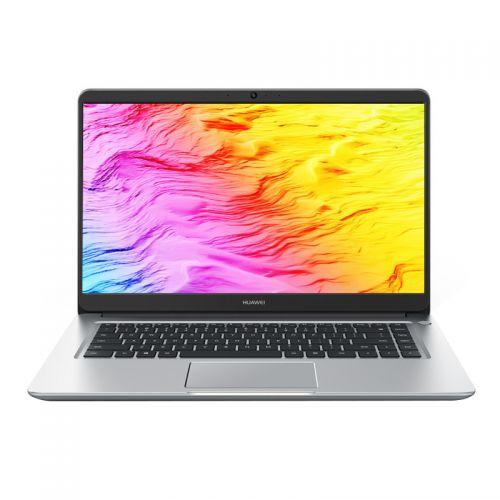 华为(HUAWEI)MateBook D (2018版) 15.6英寸金属微边框轻薄笔记本 MRC-W60A (i7-8550U/ 8G系统内存/ 128G SSD+1TB/ MX150 2GB显存)(皓月银)