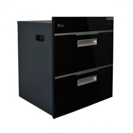 樱花(SAKURA)100升  隐藏嵌入式消毒柜  SCQ-100A5(黑色)