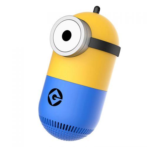 漫步者(EDIFIER)无线便携蓝牙音响迷你音箱 M10(黄色)