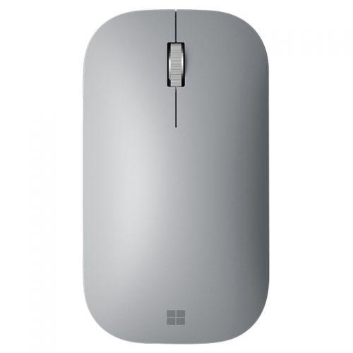 微软(Microsoft)Surface便携鼠标 KGY-00004(亮铂金)
