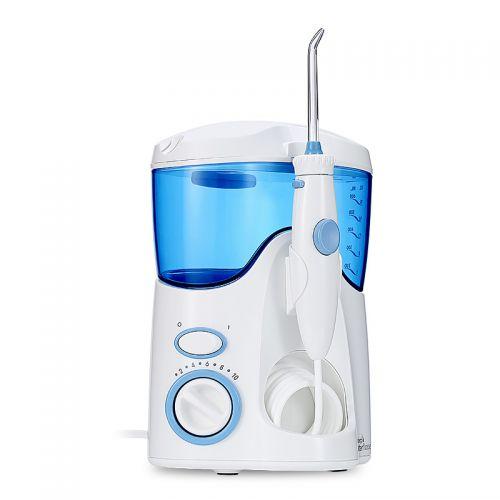 洁碧(Waterpik)冲牙器/水牙线/洗牙器/洁牙机 家用台式洁牙器  WP-100EC (白)