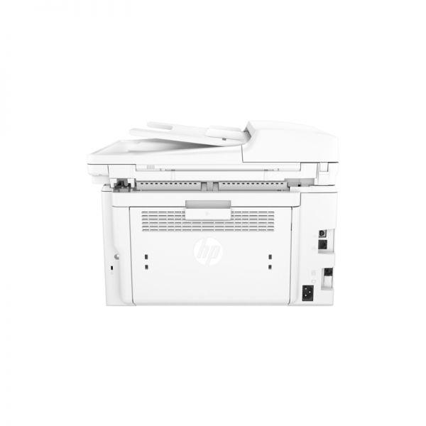 惠普(HP)LaserJet Pro MFP M227fdw 黑白激光四合一多功能一体机G3Q75A(打印、复印