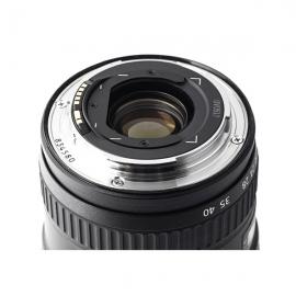 产地日本 进口佳能(Canon)    广角变焦镜头EF 17-40mm f/4L USM