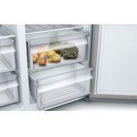 博世(BOSCH)502L 风路双循环风冷无霜嵌入式对开门冰箱 KAS50E20TI(纤薄白)