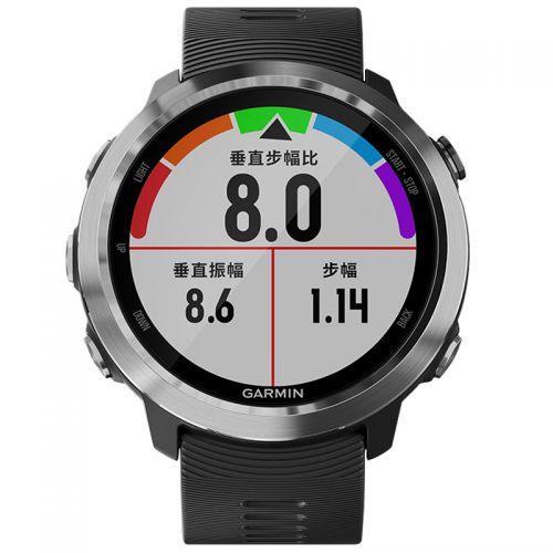佳明(GARMIN)Forerunner 645 音乐版 多功能运动手表 (黑色) 【特价商品,非质量问题不退不换,售完即止】【清仓折扣】