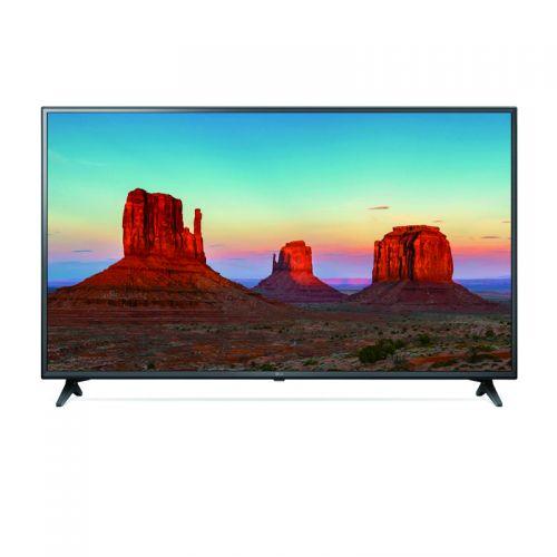 LG 75英寸4K IPS硬屏智能平面电视 75UK6200PCB(灰色)