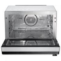 松下(Panasonic)30升家用台式二合一蒸汽烤箱一体机 NU-JK200W(黑白色)