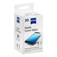 蔡司(ZEISS)手机清洁湿巾擦屏纸30片 Phone30(白色)