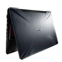华硕(ASUS)15.6英寸游戏笔记本(I7-8750H 8G 256SSD+1TB)FX80GM8750(YJ)(黑色)