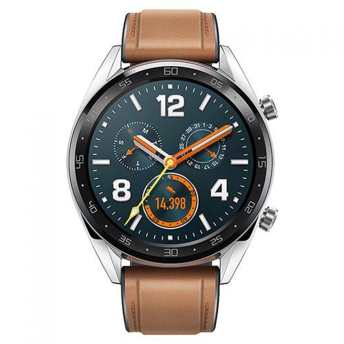 华为(HUAWEI)WATCH GT 时尚款 智能运动手表(钢色)FTN-B19