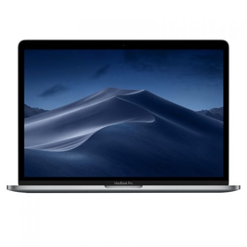 Apple 2019年新款 MacBook Pro 13.3英寸 带触控栏 八代i5 8GB内存 256GB 深空灰 MUHP2CH/A 轻薄笔记本