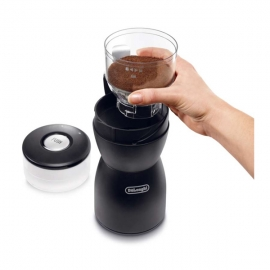 德龙(Delonghi)家用电动咖啡豆研磨机  KG40