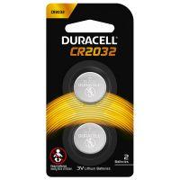进口日本 金霸王(Duracell) 2粒装纽扣电池 CR2032