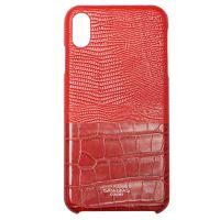 GRAMAS iPhoneXs Max Pu保护壳CSC-62428RED(红色)
