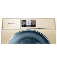 卡萨帝(Casarte) 10公斤带烘干滚筒洗衣机C1 HD10G3LU1(香槟金)