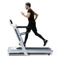 乔山(JOHNSON)家用电动静音折叠室内运动健身跑步机OMEGA Z(白色)