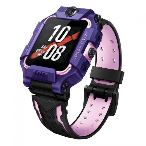 小天才电话手表Z6 防水GPS定位智能儿童手表 W1818AC(幻紫色)【区域限购】