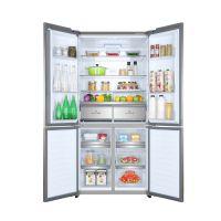 卡萨帝(Casarte)651升十字对开门冰箱BCD-651WDCHU1(钛金色)