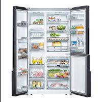西门子(SIEMENS)569升 独立控温零度生物保鲜 对开门冰箱 KA96FS70TI(白色)