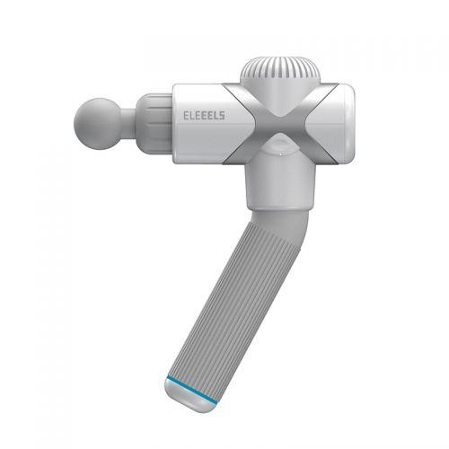 意莱宜(ELEEELS)电动棒冲击仪 自助式高频 筋膜枪X1T-UL-W(白色)