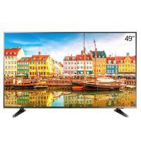 三星(SAMSUNG)49英寸 4K高清智能电视 UA49RU7550JXXZ(黑色)