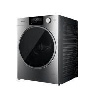 松下(Panasonic)10公斤一级能效带烘干洗衣机 XQG100-P1DL(GT银色)