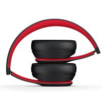 周年特别版:Beats Solo3 Wireless头戴式耳机MRQC2PA/A (桀骜黑红色)