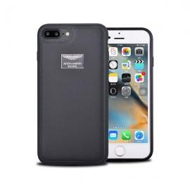 *珂玛(Comma)AMRiPhone 7  Plus奢华系列背壳(黑色)