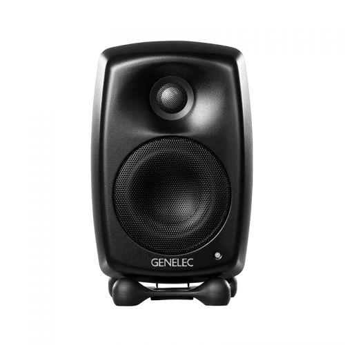 产地芬兰 进口真力(Genelec)G2 4英寸 家用HIFI有源音箱 G2BMM-5(黑色)