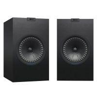KEF Q350 无源书架音箱一对 HiFi音箱(黑色)