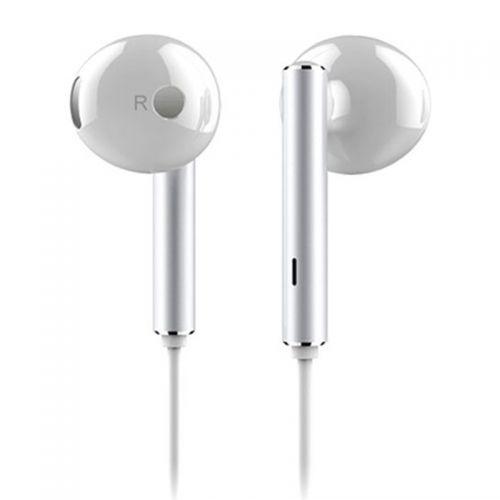 华为(HUAWEI)半入耳式耳机AM116(白色)