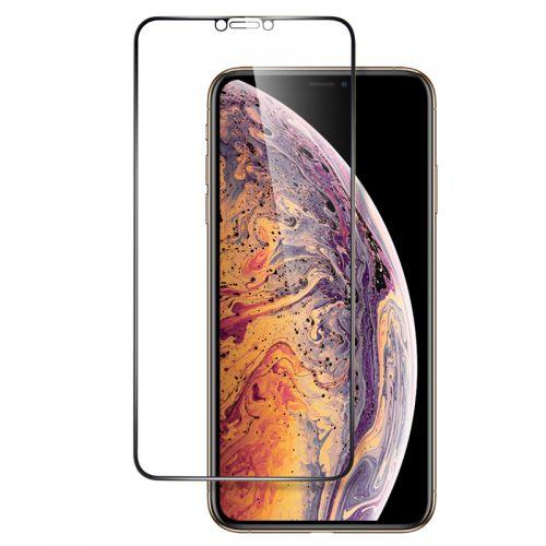尚睿(Sanreya)iPhone XS Max/iPhone 11 Pro Max全覆盖2.5D钢化玻璃 手机保护膜