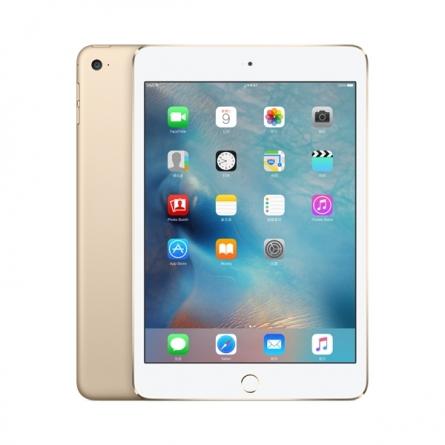 Apple iPad mini 4 WIFI版64G  金色 7.9英寸