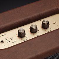 马歇尔(Marshall)摇滚重低音智能蓝牙音箱Stanmore II(棕色)