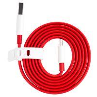 一加 Warp闪充Type-C1.5米数据线C202A(红色)