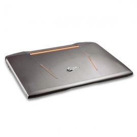 *华硕(ASUS)17.3英寸黑色ROG游戏竞技笔记本高配笔记本GFX72VT6700-1B8ASAA6X30