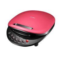 美的(Midea)电饼铛 家用双面悬浮加热蛋糕烙饼机 JCN30M(红色)