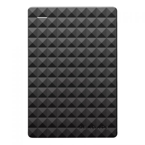 希捷(Seagate)1TB 睿翼USB3.0高速传输移动硬盘 STEA1000400(黑)