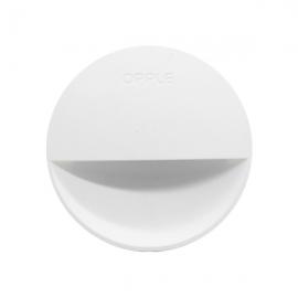 欧普(OPPLE)   LED防眩光小夜灯 MW65-D0.2×2(白色)