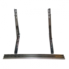 顶牛牌   2-3匹不锈钢空调支架 (带横杆)