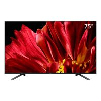 索尼(SONY) 75英寸4K智能平面电视 KD-75Z9F(黑色)