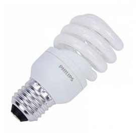 飞利浦(Philips)大头冷光 标准螺旋 节能灯 15W (1个)