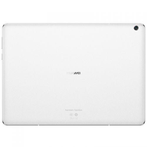 华为(HUAWEI)M3青春版10.1英寸平板电脑 皎月白 (3GB+32GB/  LTE版 全网通)  BAH-AL00