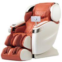 奥佳华(OGAWA)御手温感大师椅按摩椅全自动太空舱按摩椅 OG-7598C (复古棕)