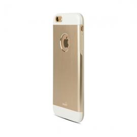 摩仕(Moshi)铝制手机保护壳 iGlaze Armour适用于iPhone6s / 6 (砂金)